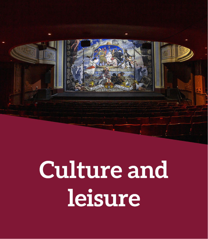 discover culture and leisure
