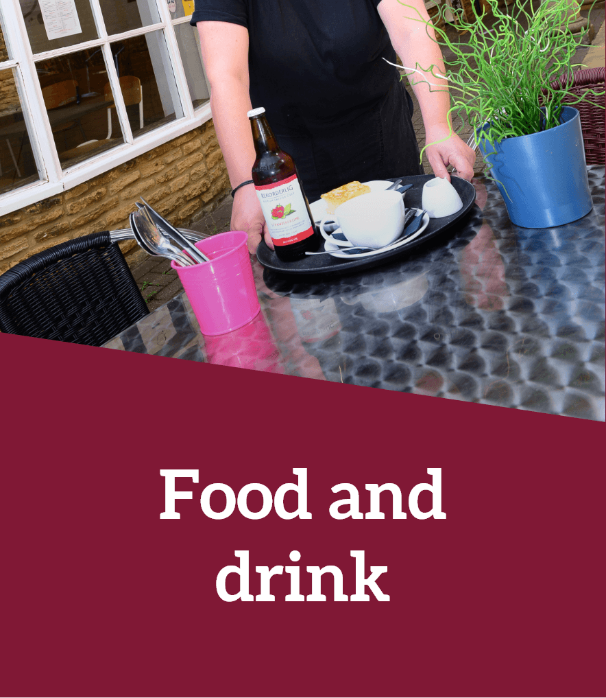 discover food and drink