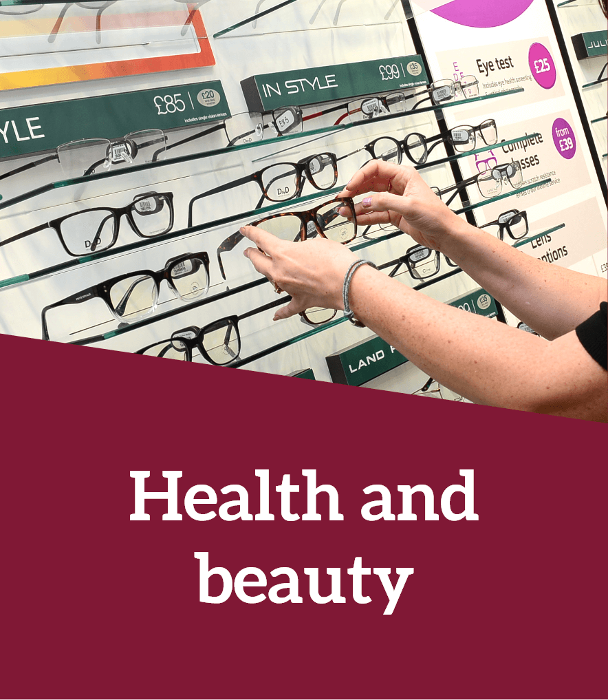 discover health and beauty